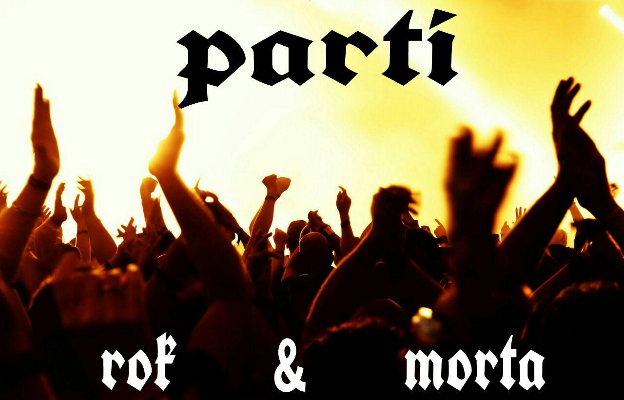 Masoud Morta Ft Rok - Parti