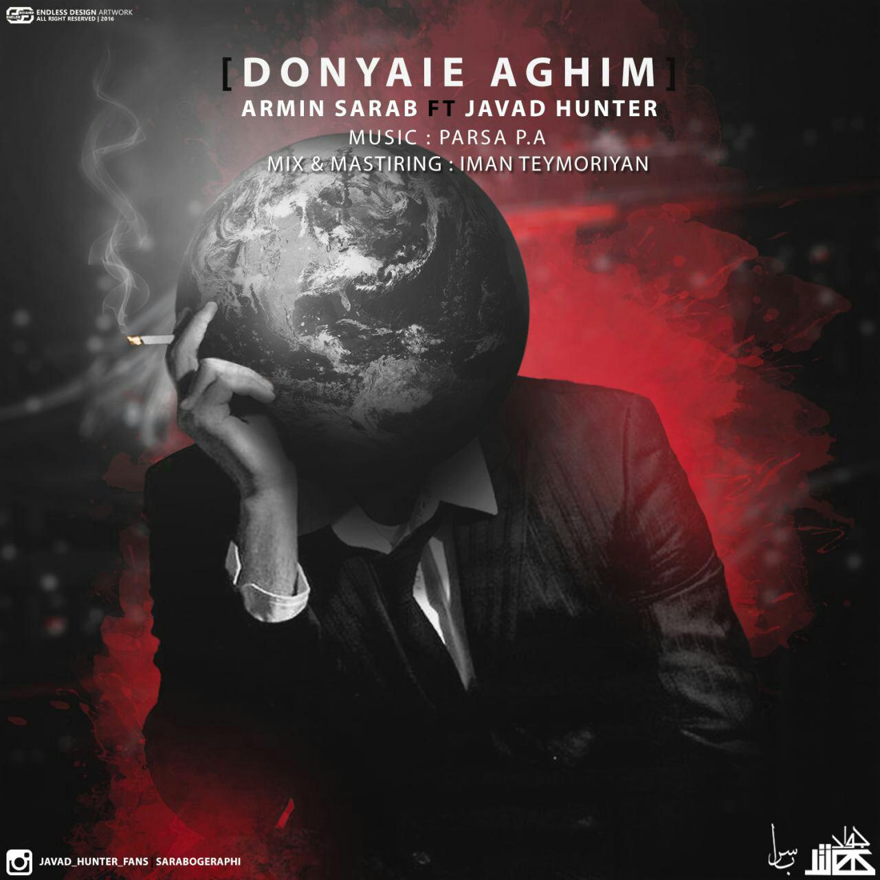 Armin Sarab Ft Javad Hunter - Donyaye Ahghim