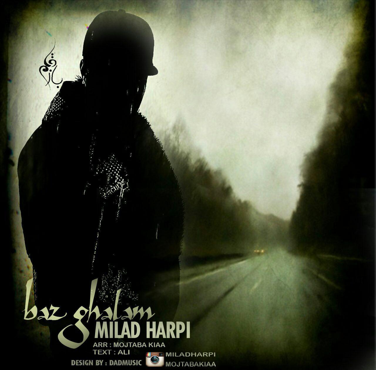 Milad Harpi – Baz Ghalam