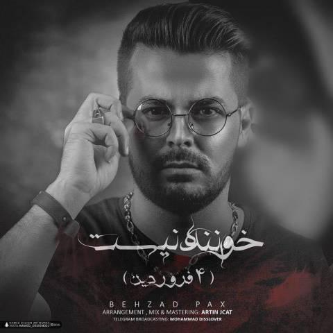 Behzad Pax – Khanande Nist