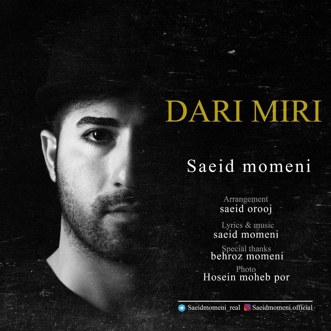 Saeid Momeni - Dari Miri