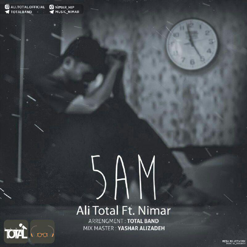Ali Total Ft Nimar - 5 Sobh
